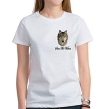 Save The Wolves Tee