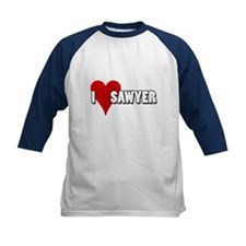 I Heart (Love) Sawyer Tee