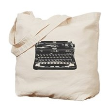Cute Retro Tote Bag