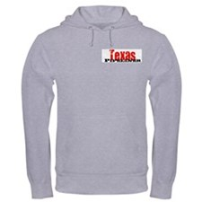 Texas Pipeliner Hoodie (front and back)