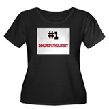 Number 1 IMMUNOPATHOLOGIST Women's Plus Size Scoop