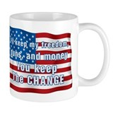 Keep The Change Mug