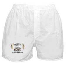 Magic Mormon Underwear (Male Hiney Coverlet)