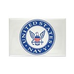 US Navy Rectangle Magnet (100 pack)