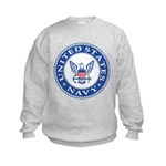 US Navy Kids Sweatshirt