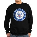 US Navy Sweatshirt (dark)