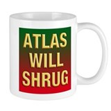 ATLAS WILL SHRUG Mug
