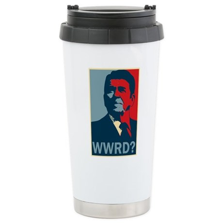WWRD? Ceramic Travel Mug