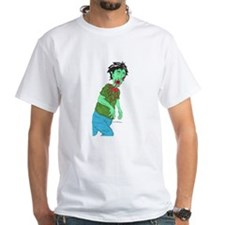 Cute Zombie chase Shirt