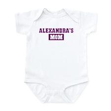 Alexandras Mom Infant Bodysuit