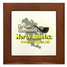MPC North America Framed Tile