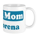 #1 Mom Lorena Small Mug