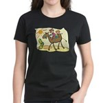 Cute Camel Women's Dark T-Shirt