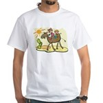 Cute Camel White T-Shirt