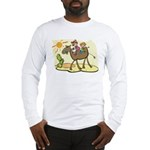 Cute Camel Long Sleeve T-Shirt