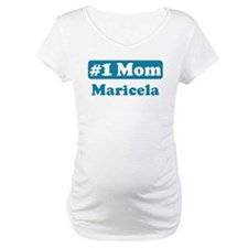 #1 Mom Maricela Shirt