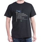 Declaration Of Arbroath Dark T-Shirt