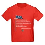 Declaration Of Arbroath Kids Dark T-Shirt