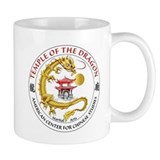 Temple Of The Dragon Mug