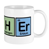 Archer made of Elements Mug