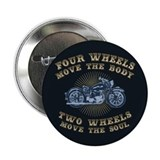 "2 Wheels Move IV 2.25"" Button"