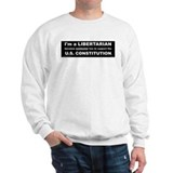 Libertarian Party Sweatshirt