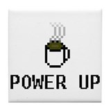 Power Up Tile Coaster