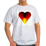 Trippy Heart 14 T-Shirt