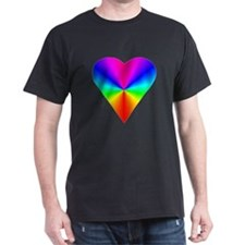 Trippy Heart 7 T-Shirt