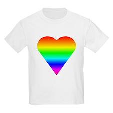 Trippy Heart 5 T-Shirt
