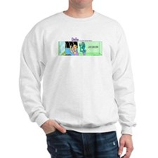 Cute Spaceship Sweatshirt
