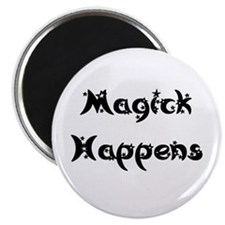 "Cute Witchcraft 2.25"" Magnet (10 pack)"