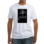 Sir Winston Churchill Fitted T-Shirt