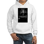 Sir Winston Churchill Hooded Sweatshirt
