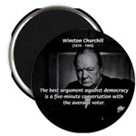 Sir Winston Churchill Magnet
