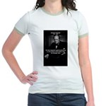 Sir Winston Churchill Jr. Ringer T-Shirt