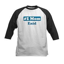 #1 Mom Enid Tee