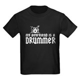 My Boyfriend is a Drummer T