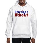 American Atheist Hooded Sweatshirt