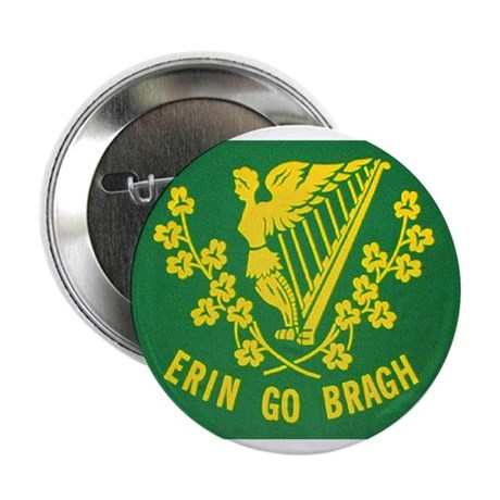 Ireland Green Flag Button