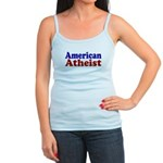 American Atheist Jr. Spaghetti Tank