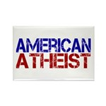 American Atheist Rectangle Magnet