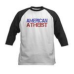 American Atheist Kids Baseball Jersey