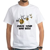 Funny spoof slogan boobies Shirt