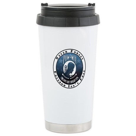 Never Forget Ceramic Travel Mug