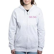 XO XO Zipped Hoody