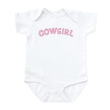 Cowgirl Infant Bodysuit