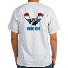 Wing Nut T-Shirt (2 SIDED)