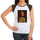 Haile Selassie I Coronation Women's Sleeve T-Shirt