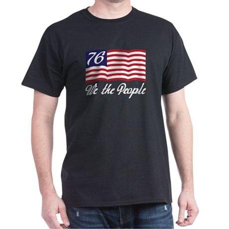 We The People Dark T-Shirt